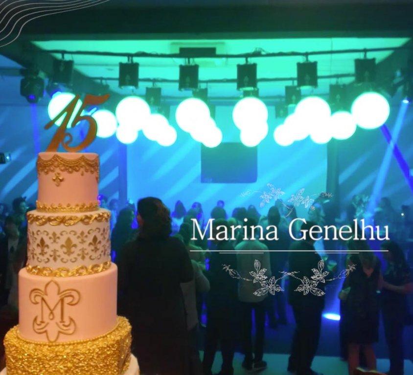 15 Anos Marina